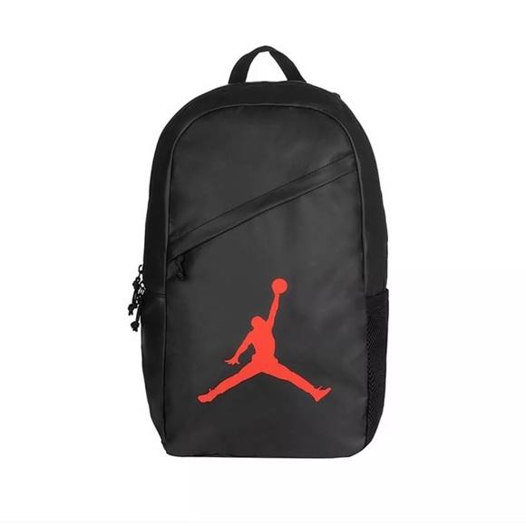 785ecdb4f3e Nike Bags   Air Jordan Backpack Laptop Bag Redblack   Poshmark